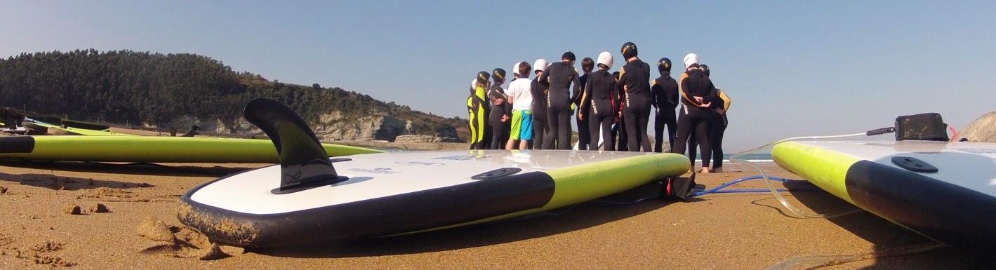 Verano: Campamentos de multiaventura en Euskadi