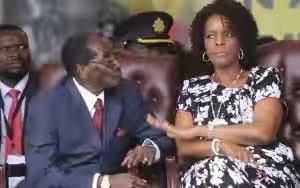 Grace Mugabe 'flees Zimbabwe for Namibia'