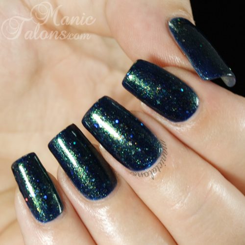 Renaissance Custom Lacquer Nightshade Swatch