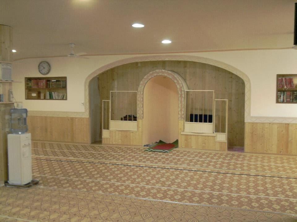 Mezquita de Gaza (Ávila)