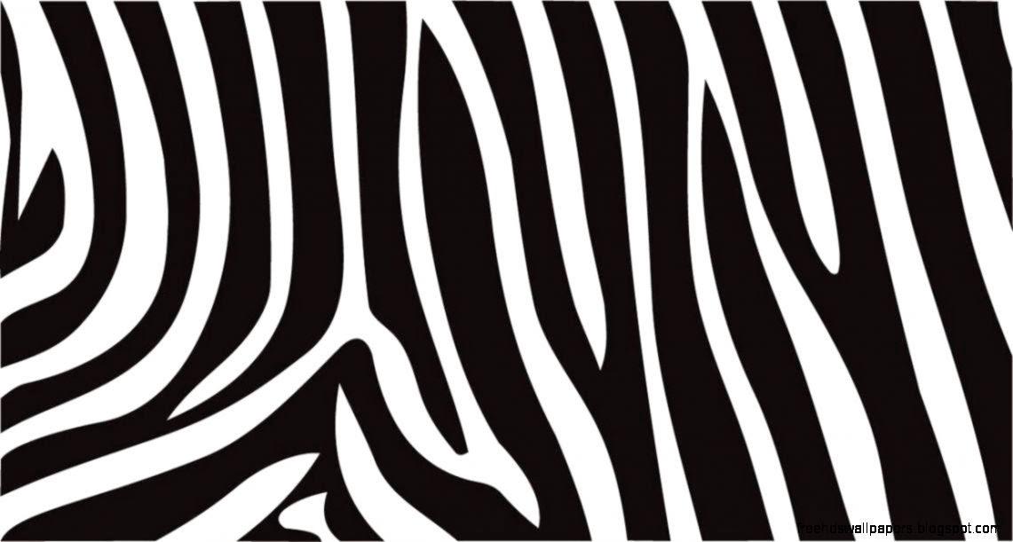 View Original Size Zebra Print Wallpaper
