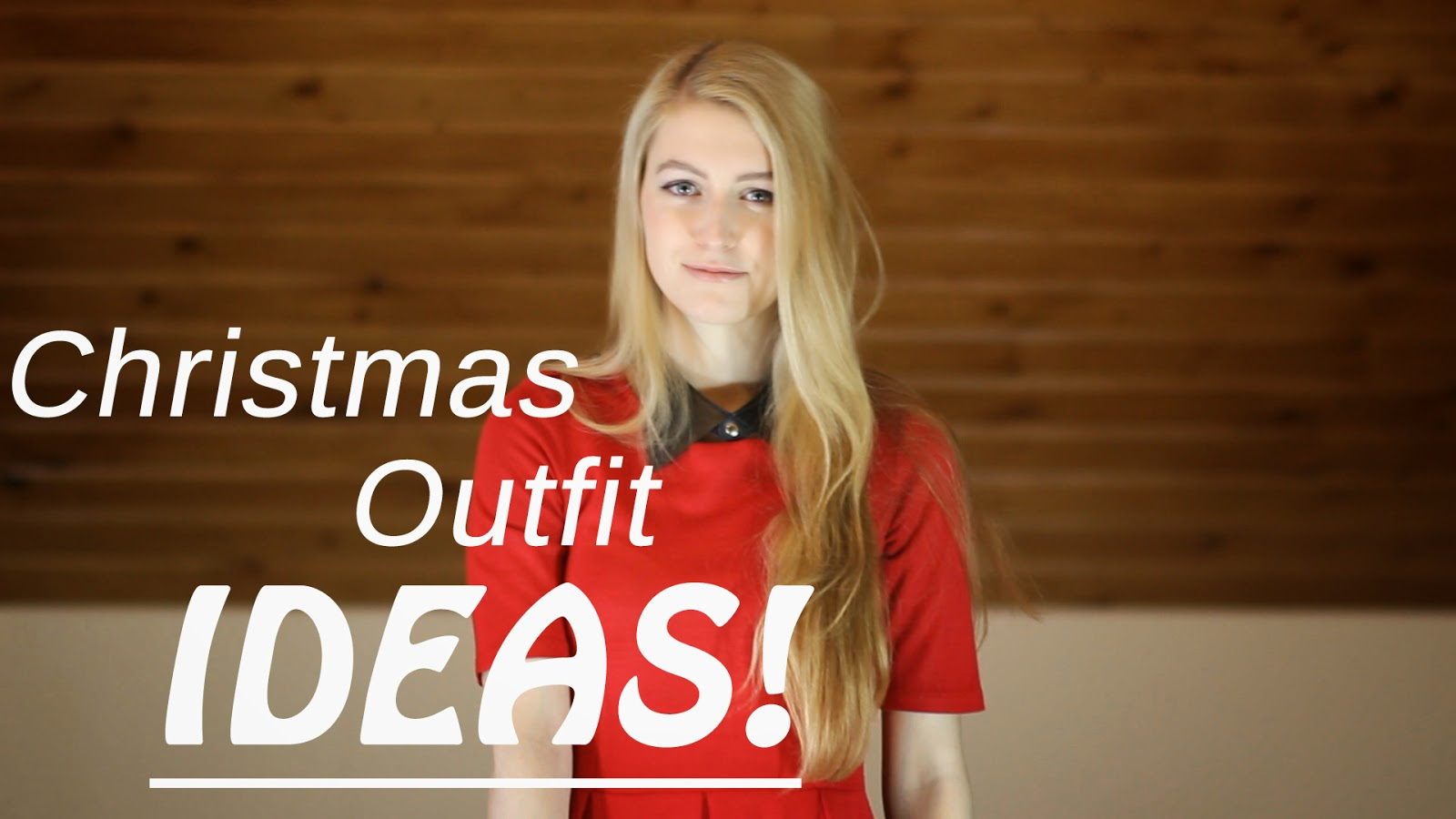 VIDEO: Christmas Outfit Ideas 2014! SimplyTheBest Blog Ewa Sularz