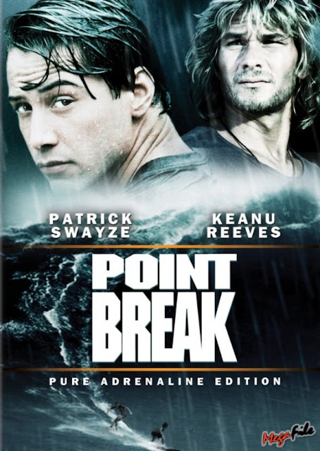 POINT BREAK (1991) คลื่นบ้ากระแทกคลื่นบ้า