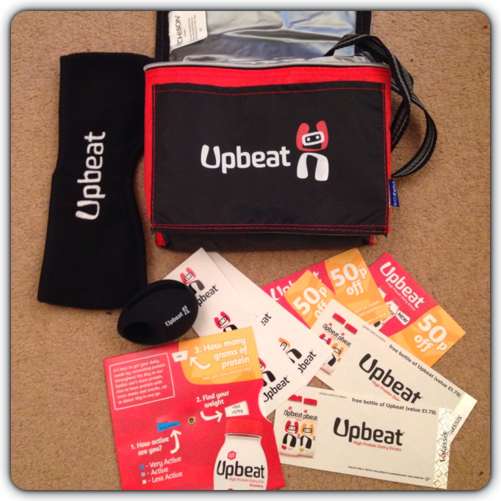upbeat merchandise