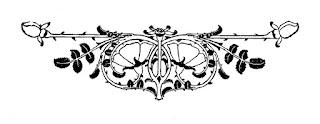 rose flower leaf design illustration