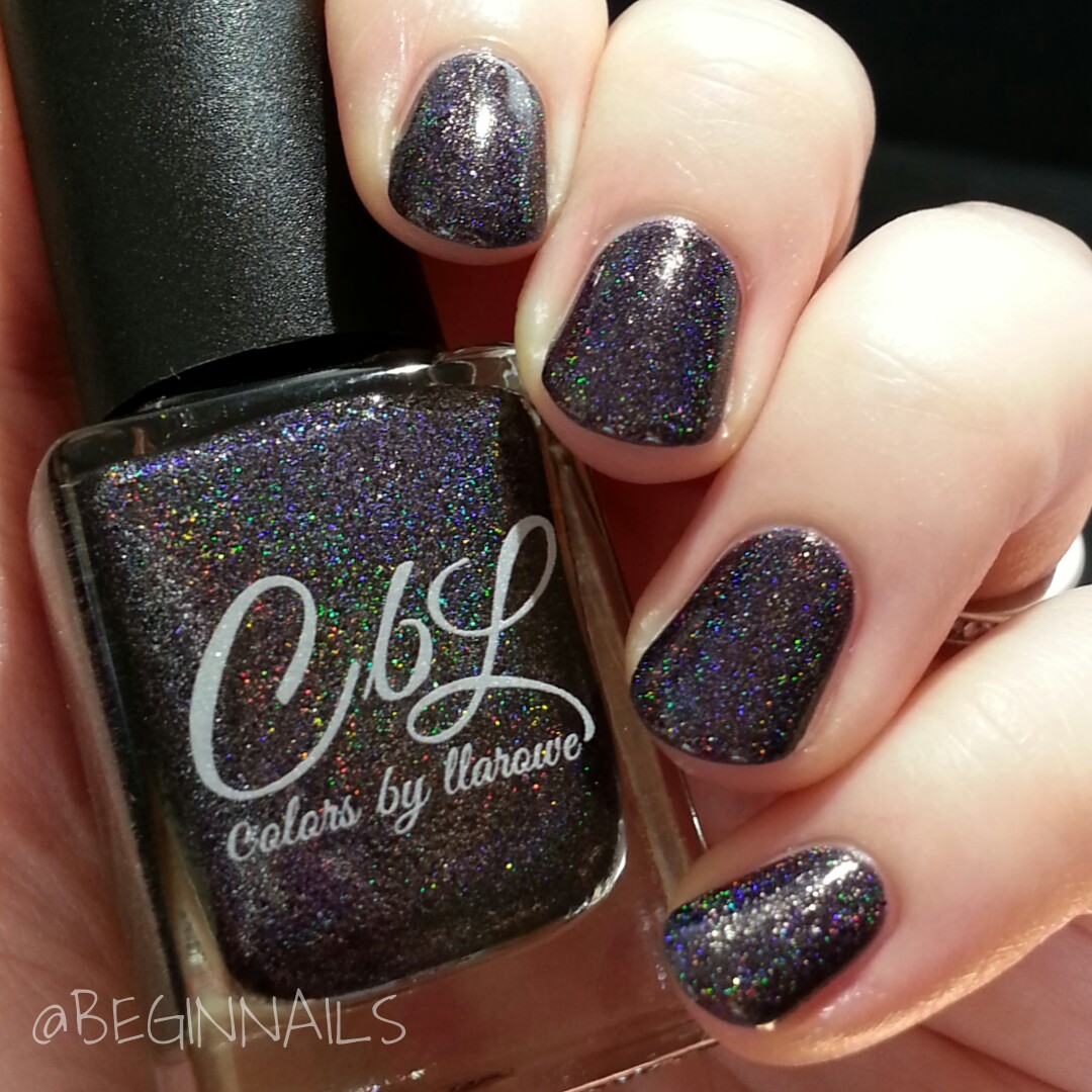 Let\'s Begin Nails: May 2015 A Box Indied, Swatch and Review