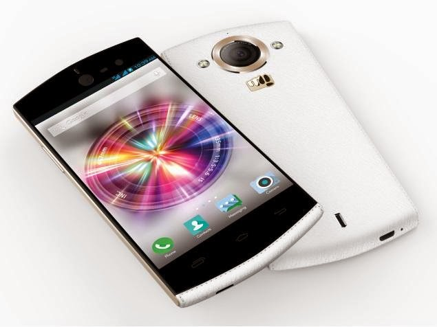Micromax Canvas Selfie With 13 MP Front Camera Launched