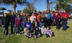3rd Annual Presidents Day Geocaching Tour