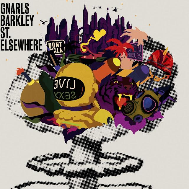 Gnarls Barkley The Boogie Monster