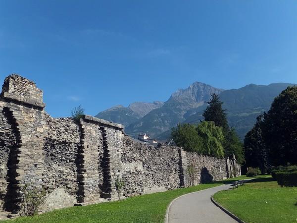 Italie Aoste Aosta
