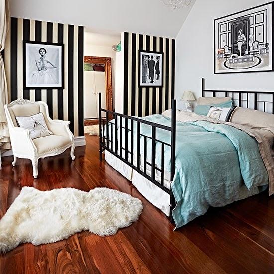 Decoracion, Un apartamento de cine. Vivir entre Hollywood y París. Dormitorio, Bedroom, La Musa