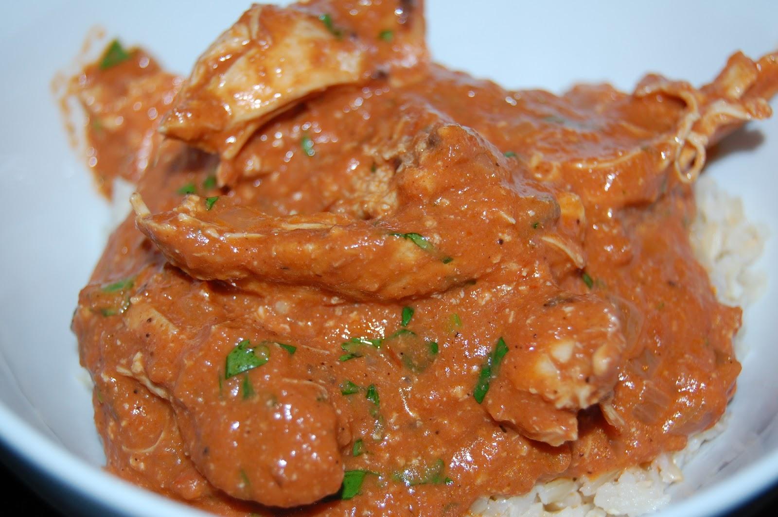 KnitOne,PearlOnion: Chicken Tikka Masala