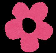 小さな花のイラスト | かわいい ...