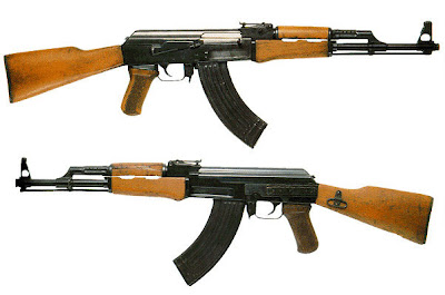 arma mais mortal do mundo,mega interessante,ak-47,armas