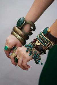 Elegant Bohemian Style / Jewelry
