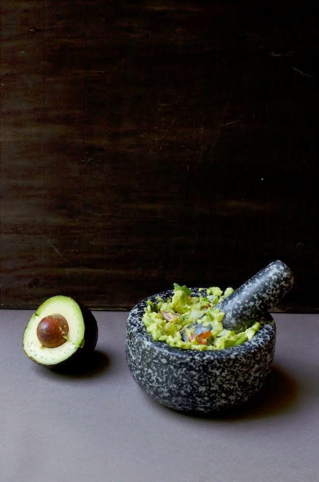 Rosa Mexicano's Guacamole