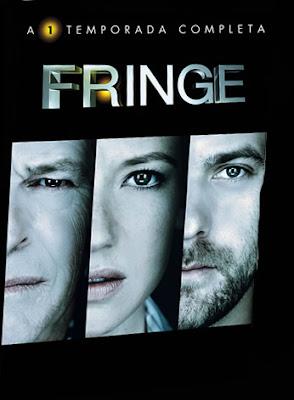 Fringe - 1ª Temporada Completa - DVDRip Dual Áudio