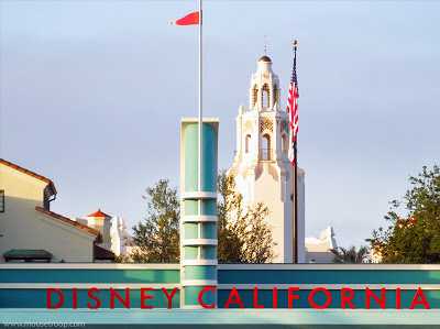 DCA Disney California Adventure Buena Vista Street entrance