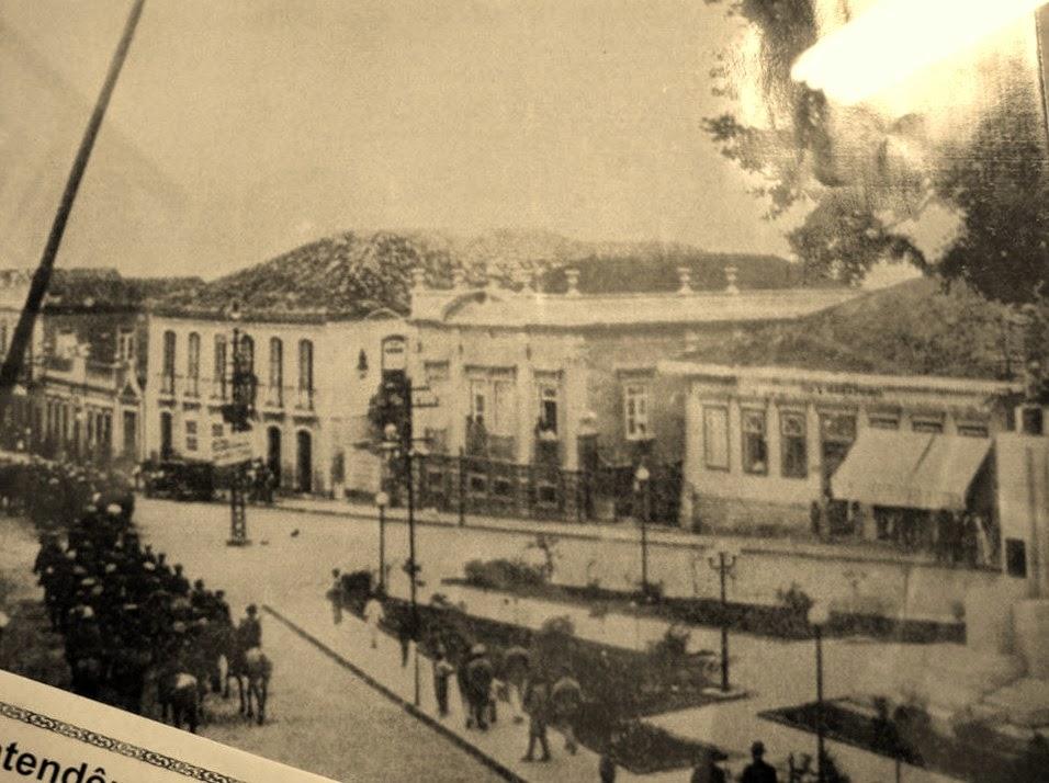REVOLUÇAO DE 1930 - ARQUIVO MAÇONARIA DE BARBACENA