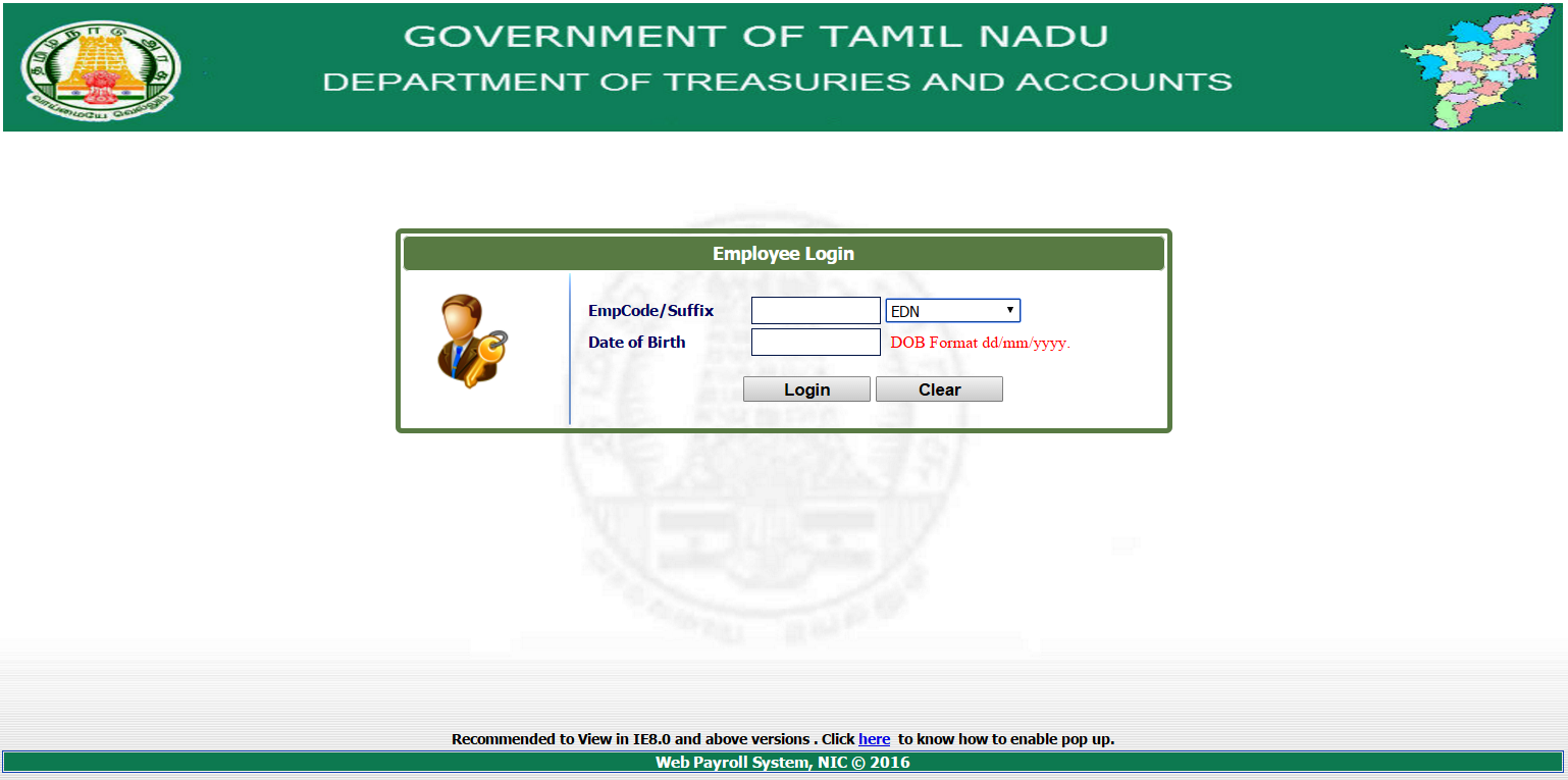tnppgta ANNUAL INCOME STATEMENT and PAY SLIP DOWNLOAD – Pay Slip Download
