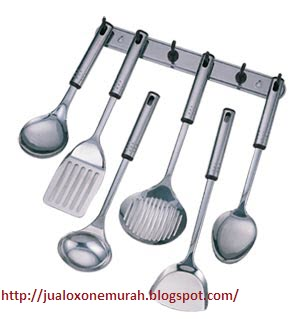 Jual oxone murah oxone ox 963 new kitchen tool set for Jual kitchen set stainless steel