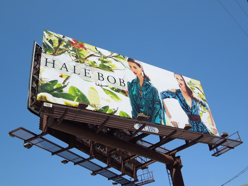 Hale Bob FW 2012 billboard