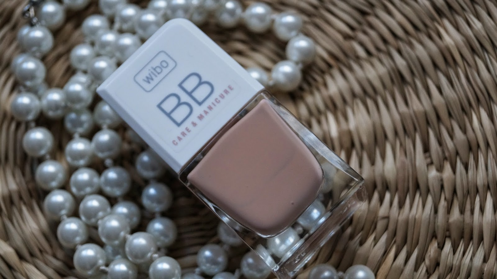 Lakier BB Care & Manicure nr.2 Wibo