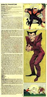 Fantasma del Espacio (ficha marvel comics)