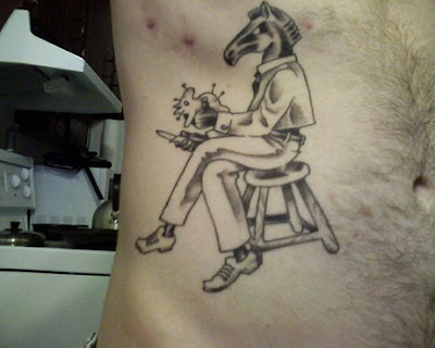 Placement Of Hip Tattoos