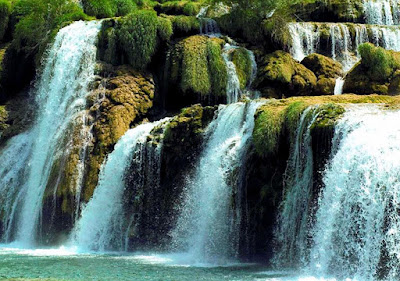 Krka river national park, Croatia