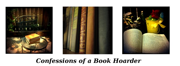 Confessions of a Book Hoarder