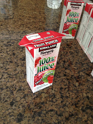 juice box with wings!