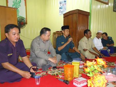 Sosialisasi Bahaya Narkoba oleh Wakil Bupati HSS di MAN Negara