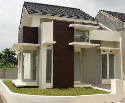 contoh rumah sederhana - desain gambar furniture rumah