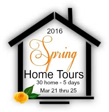 Visit me for the Spring Home Tour