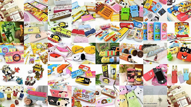 under $15 gifts at CoolPencilCase.com