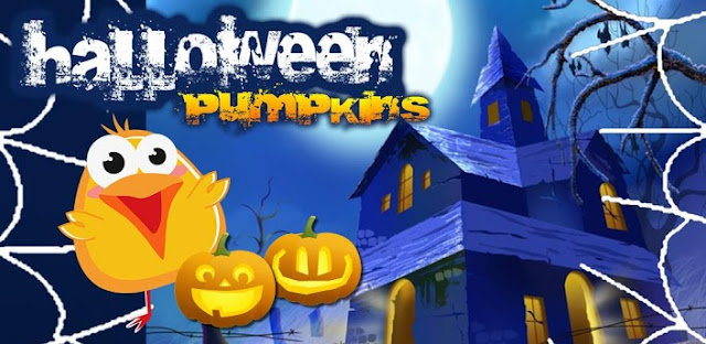 Halloween Pumpkins Android Tablet Application Free