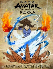 Avatar: The Legend of Korra Book 1,2,3,4 Complete Subtitle Indonesia