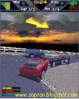american racing 3d