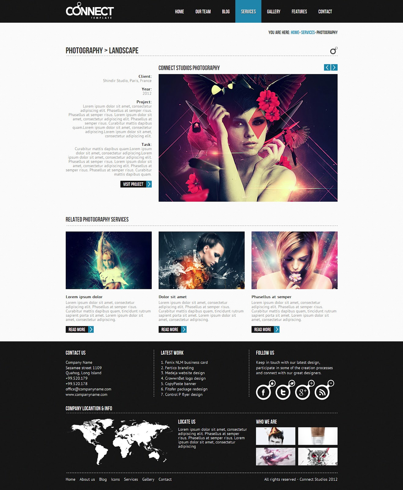 Connect-Responsive-HTML5-CSS3-Premium-Themes