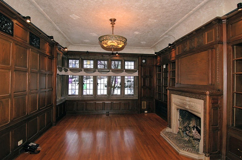 Victorian Style House Interior