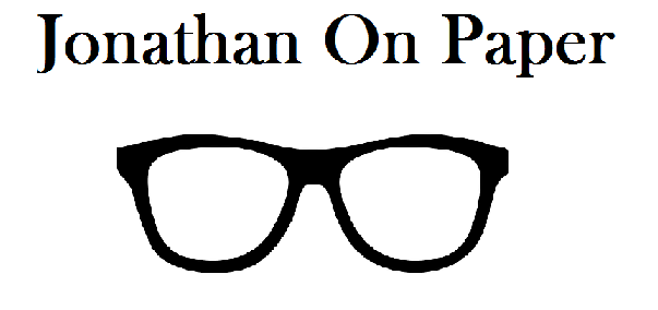 Jonathan On Paper