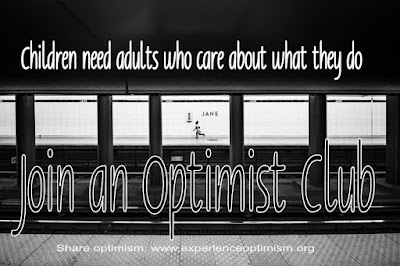 join an optimist club experience optimism
