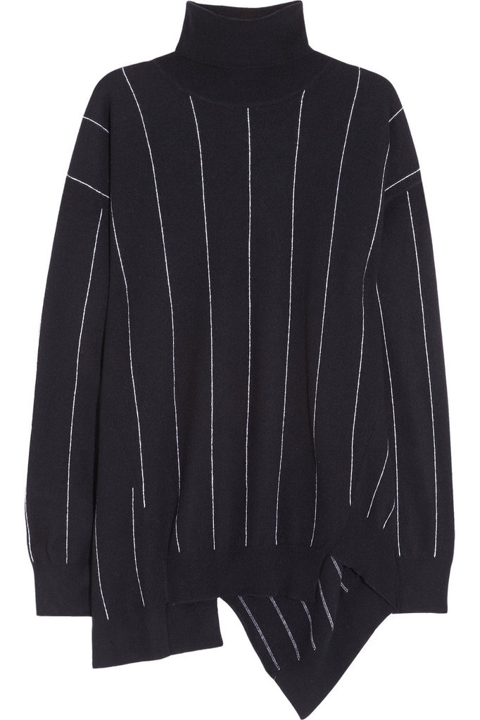 Stella McCartney pinstripe turtleneck
