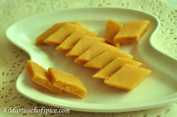 Doce de grao goan chonya doce hildas touch of spice goan christmas sweets really test your love and patience for it doce is an integral part of the christmas goodie platter and it requires intense stirring forumfinder Images