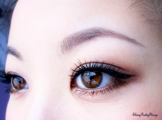 how to stop mac gel eyeliner from smudging