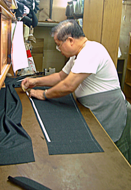 Chinese tailor