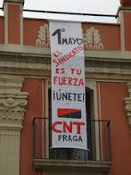 1º Mayo, actos de CNT