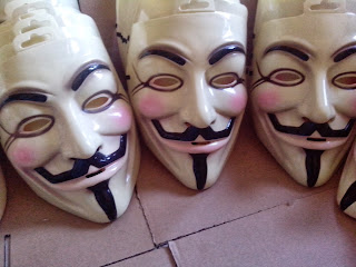 JUAL TOPENG ANONYMOUS ORIGINAL AND OFFICIAL LICENSED