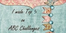 Helen Top 5 in Lace ABC challenge